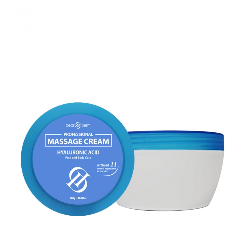 Dearderm Hyaluronic Acid Massage Cream - 300g / 10.6 fl. oz